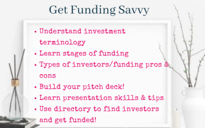 Get Funding Savvy FULL course